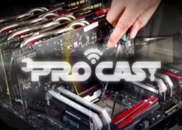 MSI Pro Cast opening sequence